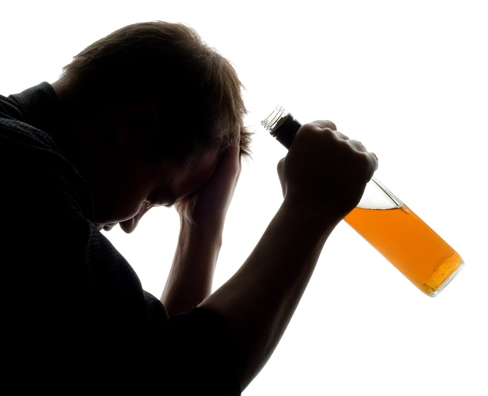 alkohol med slovenci