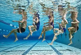 telovadba v vodi