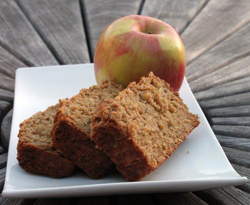 jabolko in kruh