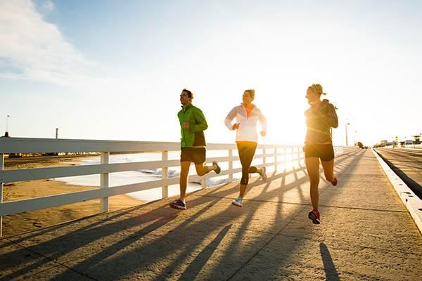 vadba na prostem