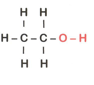 etanol-formula